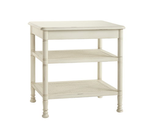 Wellesley Cane Side Table