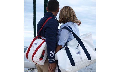 Xtra Large Sailcloth Tote Bag