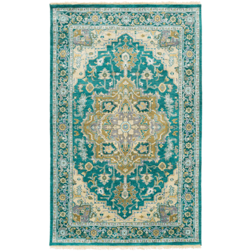 Zeus Hand Knotted Rug *Low Stock