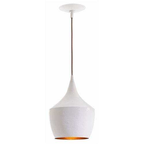 Ziggy Small Hammered Iron Pendant Light <font color=a8bb35> Out of Stock</font>