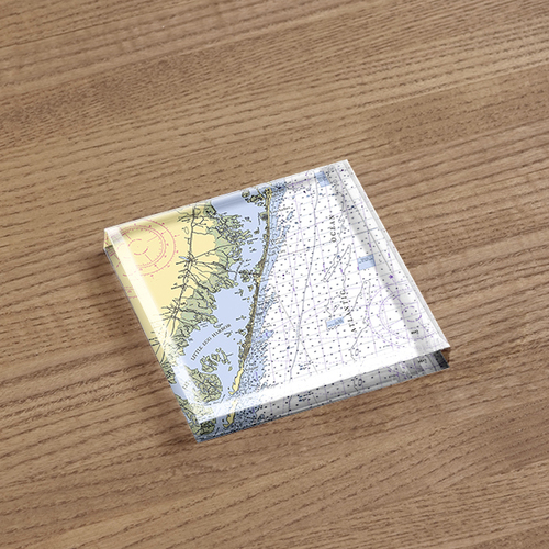 Acrylic Block Paperweight Customizable