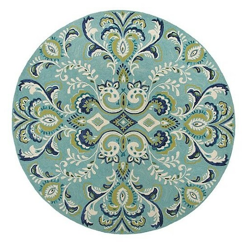 Adele Lake Blue Rug