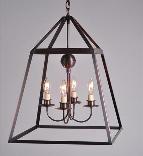 Appledore 4-Light Hanging Pendant Light
