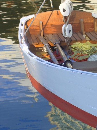 Baltimore Dinghy Print