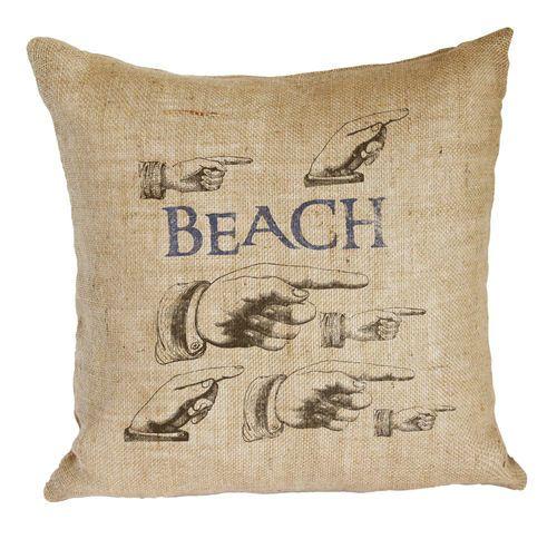 Beach Hands