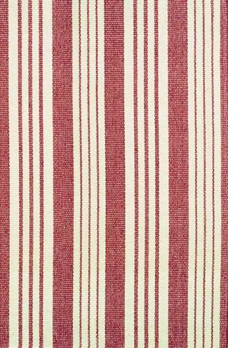 Birmingham Red Cotton Rug