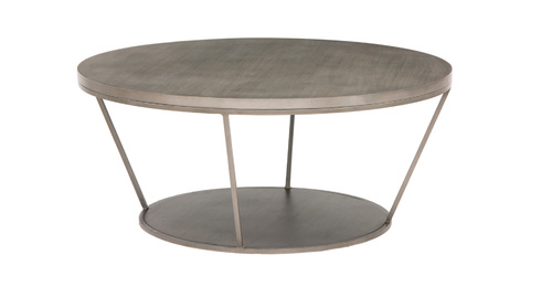 Blair Round or Rectangular Coffee Table