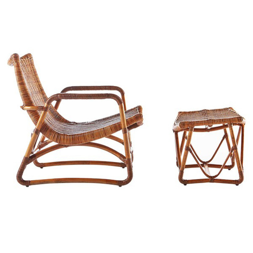 Bodega Lounge Chair & Ottoman