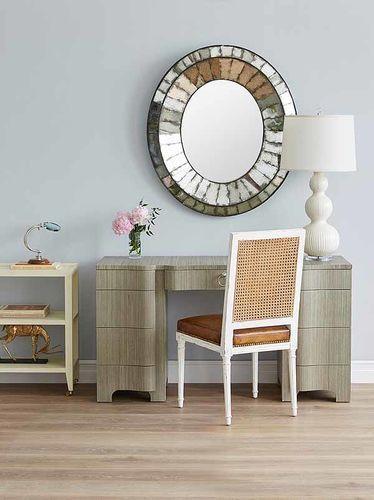 Bouquet Desk - Sage Green