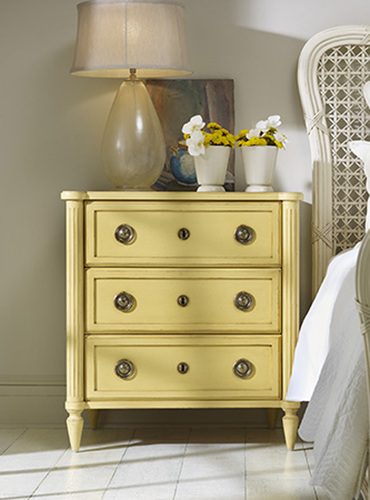 Calais Bedside Chest