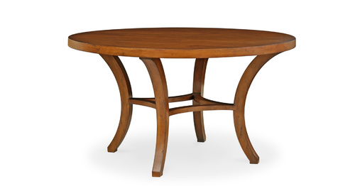 Carter Round Dining Table in Two Sizes <font color=a8bb35> Discontinued</font>