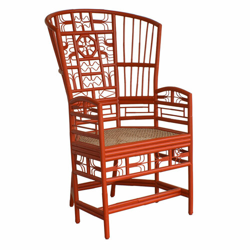 Eleuthera High Back Chair