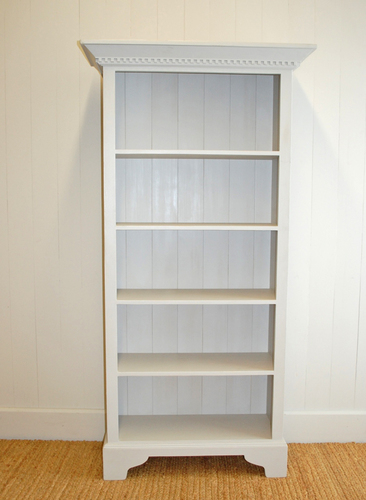 English Tall Bookcase