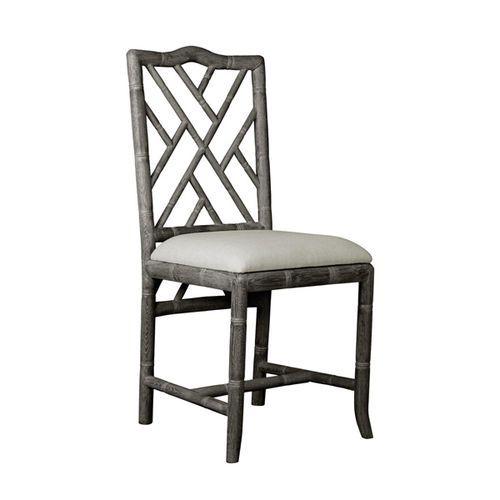Hamptons Side Chair in Limed Oak