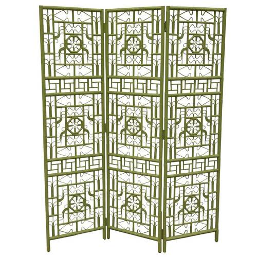 Indochine Rattan Folding Screen