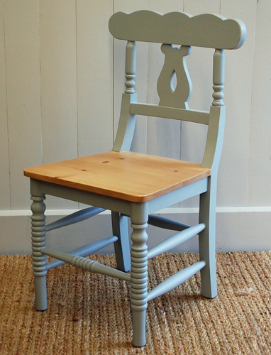 Coastal Cottage Chair