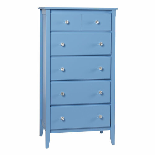 Kittery Beadboard 5-Drawer Chest