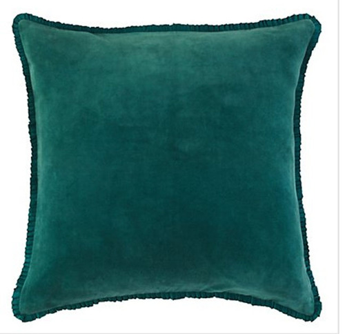 Larissa Pillow in Peacock