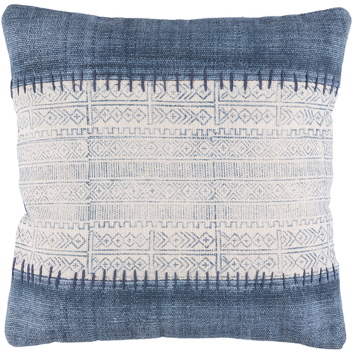 Lola Geometric Pillow in Two Sizes