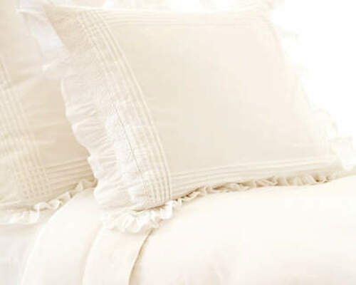 Pine Cone Hill Louisa Ivory Duvet Cover Cottage Amp Bungalow