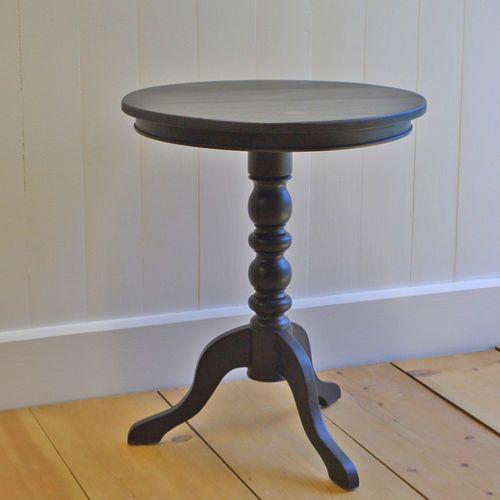 Luella Pedestal Side Table