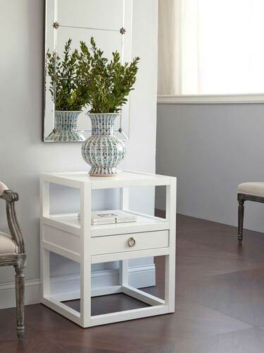 Newport 1-Drawer Side Table
