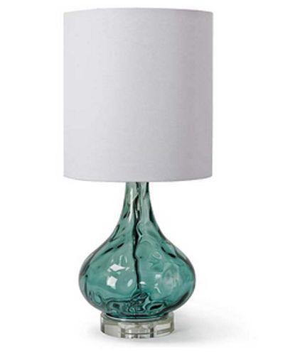 Peacock Blue Gem Lamp<font color=CF2317> Discontinued item</font>