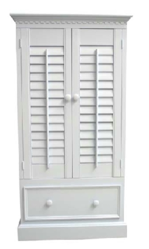 Plantation Cottage Cabinet