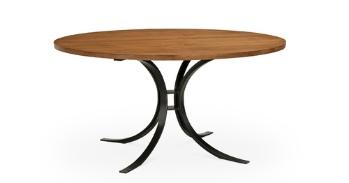 Quincy Round Dining Table in Two Sizes