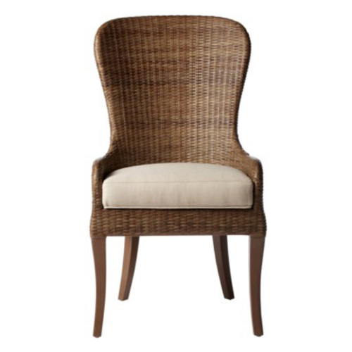Renata Side Chair - TwoFinishes