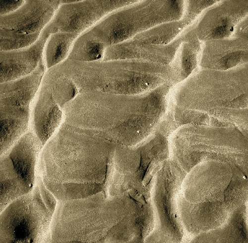 Sand Ripples 7 Giclee