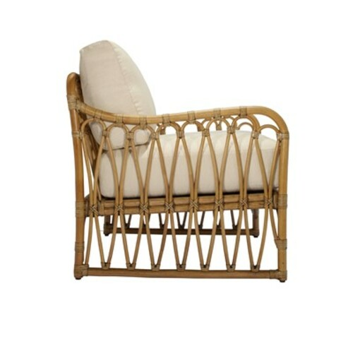 Sona Lounge Chair in Two Finishes