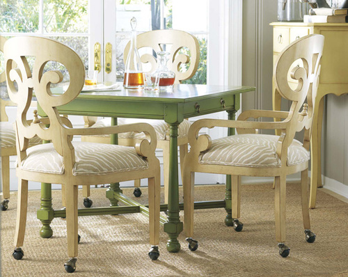 Southport Game Or Dining Table And Chairs For Sale