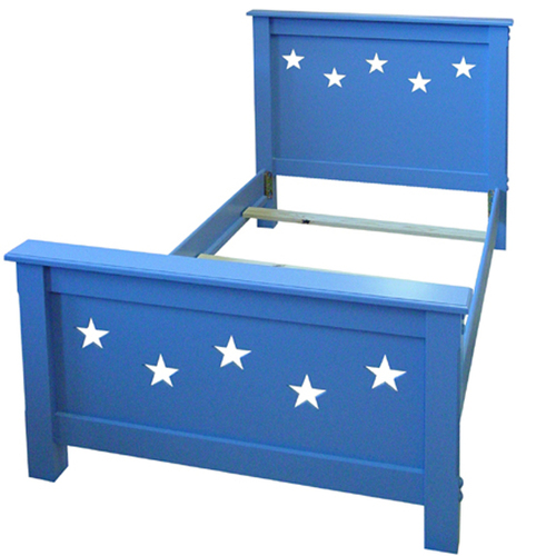 Star Bed in All Sizes