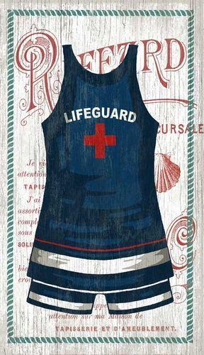 Swimsuit #3 Vintage Sign