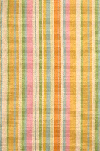 Dash and Albert Tangerine Dream Cotton Rug