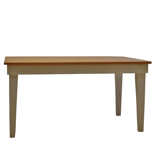 Tapered Leg Dining Table in Three Sizes