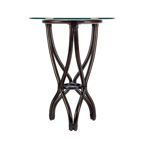 Tertia Hallway Table in Clove or Nutmeg