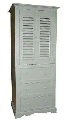 Three Drawer Linen Cabinet