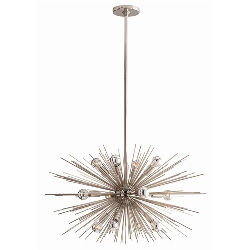 Zanadoo 12-Light  Chandelier Small
