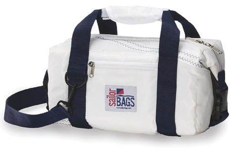 Newport 8-Pack Soft Sailcloth Cooler Bag