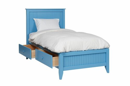 August Cottage Storage Bed