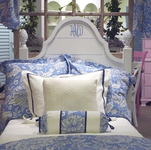Cape Cod Headboard or Bed
