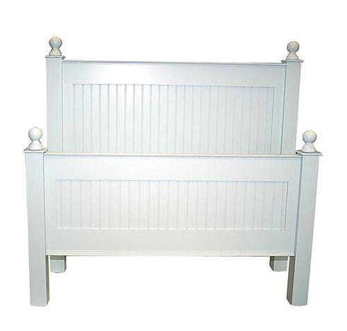 Cottage Beadboard Bed or Headboard