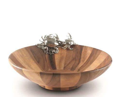 Crab Salad Serving Bowl