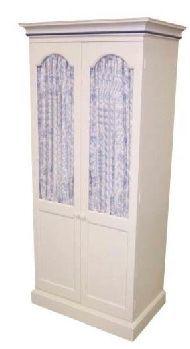 Double Door Linen Closet