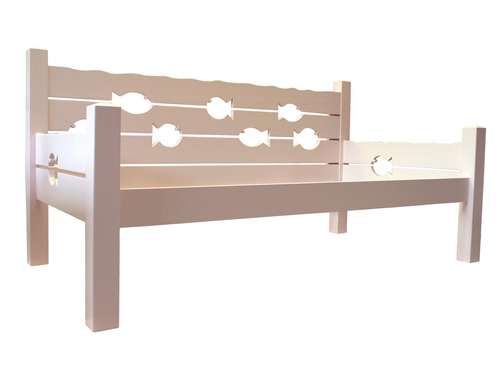 Sealife Daybed with Trundle Option