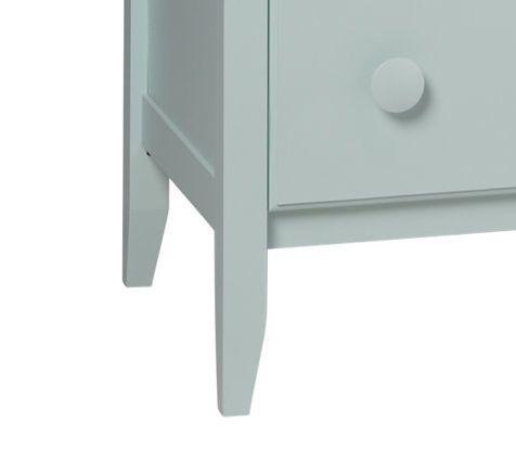 Four-Drawer Lowboy Dresser