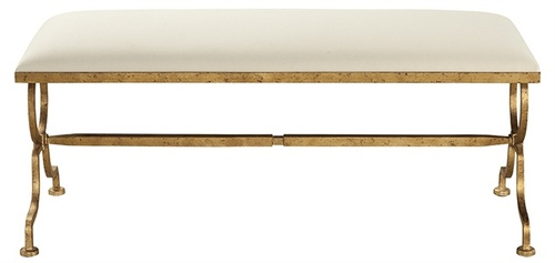 Gilbert Bench Large <font color=a8bb35> Sold Out</font>