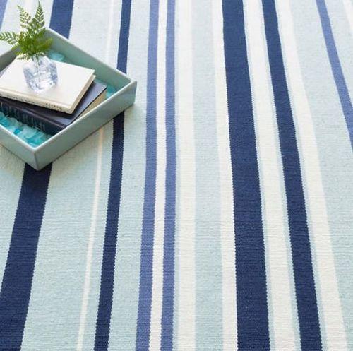 Marley Stripe Indoor/Outdoor Rug